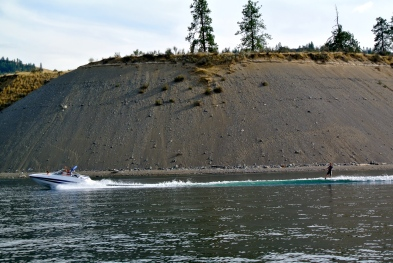 Lake Roosevelt, Washington State